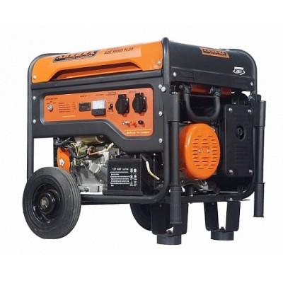 Генератор бензиновый Aurora AGE 8500 D PLUS