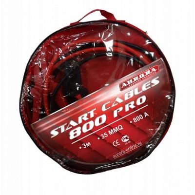 Пусковой кабель Aurora START CABLES 800 PRO