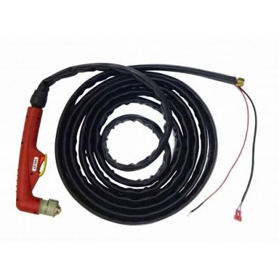 Плазменный резак PT101 с прямым подключением М16x1,5 6м HF поджиг