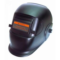 Маска для сварки Aurora BLACK GLASS с поднимающимся светофильтром