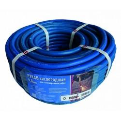 Рукав кислородный d=9,0 мм PREMIUM синий