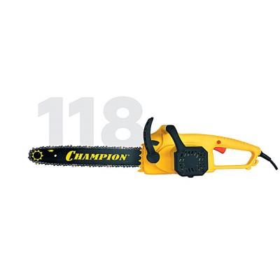 Электропила CHAMPION 118-14 Легкая, простая пила для работы от случая к случаю