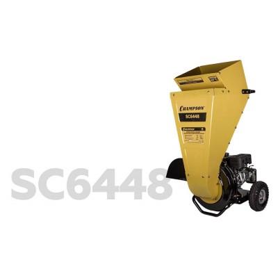 Измельчитель-шредер бензиновый SC6448