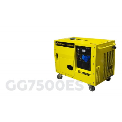 Генератор CHAMPION GG7500ES