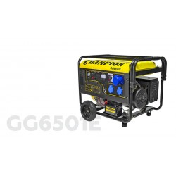 Генератор CHAMPION GG6501E+ATS