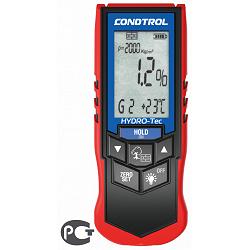 HYDRO-Tec CONDTROL — измеритель-влажности,-влагомер-бетона,-кирпича,-древесины
