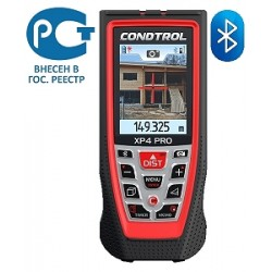 CONDTROL XP4 Pro — лазерный-дальномер-рулетка