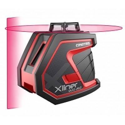 CONDTROL Xliner Duo 360 — лазерный-нивелир-уровень