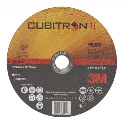 65462 Отрезной круг T41 Cubitron II 180x2x22.23 мм 7100011264