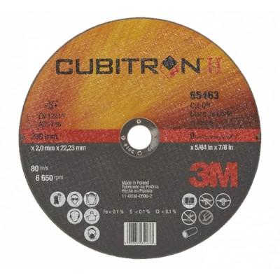 65463 Отрезной круг T41 Cubitron II 230 x 2 x 22.23 мм 7100011269