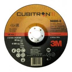 94000 Круг зачистной Cubitron II T27 180 мм х 7.0 мм х 22 мм 7100074407