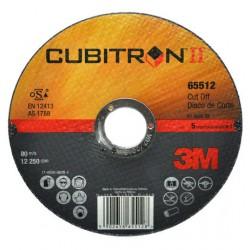65512 Отрезной круг T41 Cubitron II 125 x 1 x 22 мм 7100094901