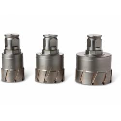 Корончатое сверло FEIN Ø62 мм HM Ultra 50 с хвостовиком QuickIN MAX 6 31 27 342 01 0