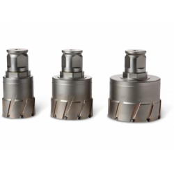 Корончатое сверло FEIN Ø75 мм HM Ultra 50 с хвостовиком QuickIN MAX 6 31 27 355 01 0