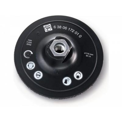 Опорный диск с липучкой 115 мм FEIN 6 38 06 172 01 0