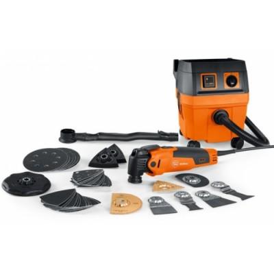 Осциллирующий инструмент 350 Вт FEIN MultiMaster Top Extra 72295263000