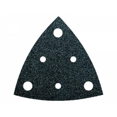Диски из абразивной шкурки, с перфорацией, K120 VE5 (5 шт.) FEIN 6 37 17 112 04 5