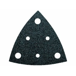 Диски из абразивной шкурки, с перфорацией, K80 VE50 (50 шт.) FEIN 6 37 17 110 01 5