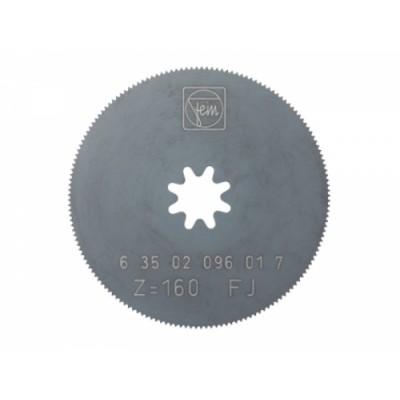 Пильное полотно из быстрорежущей стали, круговое, Ø 63 мм FEIN 6 35 02 096 02 3