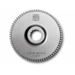 Алмазное сегментное пильное полотно с открытыми зубьями FEIN 6 35 02 190 01 0