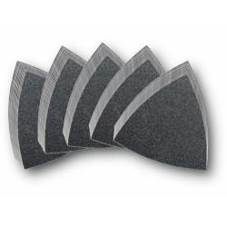 Набор дисков из абразивной шкурки, зерн. 60, 80, 120, 180, 240 (50 шт.) FEIN 6 37 17 082 03 3