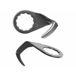 Нож U-образной формы, 19,5 мм, 2 шт. в упаковке FEIN 6 39 03 118 01 3