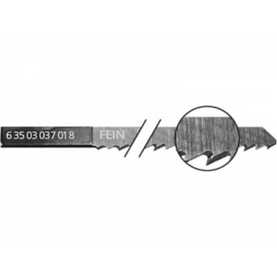 Пильные полотна HCS, < 25 мм, 88 мм (5 шт.) FEIN 6 35 03 037 01 8