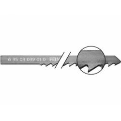 Пильные полотна HSS, < 30 мм, 88 мм (5 шт.) FEIN 6 35 03 039 01 0