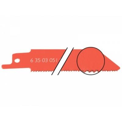 Пильные полотна FEIN BIM, < 3–8 мм, 228 мм (3 шт.) 6 35 03 051 01 0