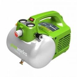 Greenworks 300W Электрический Воздушный компрессор 8 бар