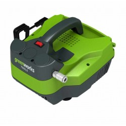 Greenworks электрический воздушный компрессор GWACTL, 8 бар