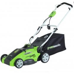 Газонокосилка электрическая GreenWorks GLM1240