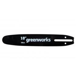 Шина GreenWorks 10 3/8 1.3 мм 40 зв