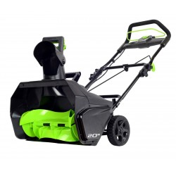Снегоуборщик аккумуляторный Greenworks GD80B (без АБ и ЗУ)