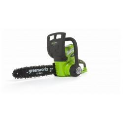 Пила аккумуляторная Greenworks G40CS30 12 (без АБ и ЗУ)