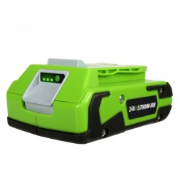 Аккумулятор Greenworks Li-Ion G-24 24V 2Аh
