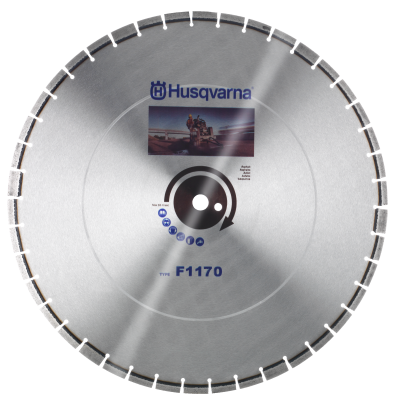 Алмазный диск Husqvarna F 1170