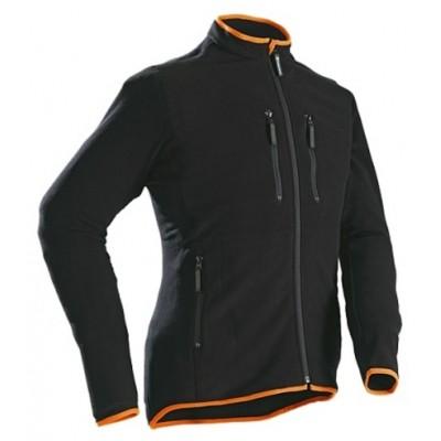 Куртка Husqvarna из микрофлиса