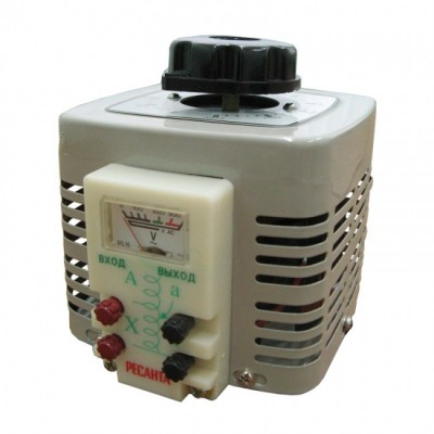 Автотрансформатор РЕСАНТА ТР/5 (TDGC2-5)