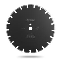 Алмазный сегментный диск по свежему бетону Messer A/L. Диаметр 350 мм.