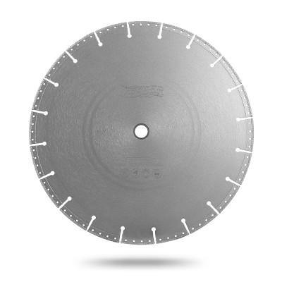 Алмазный диск для резки рельс Messer F/V. Диаметр 356 мм