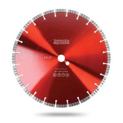 Алмазный турбосегментный диск Messer FB/T. Диаметр 300 мм.
