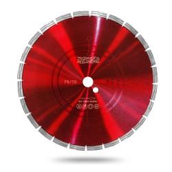 Универсальный алмазный сегментный диск Messer FB/TH. Диаметр 230 мм.
