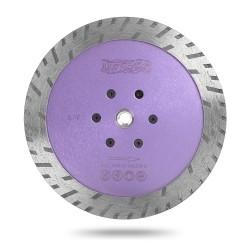 Алмазный диск для шлифовки и резки Messer G/F. Диаметр 106 мм.