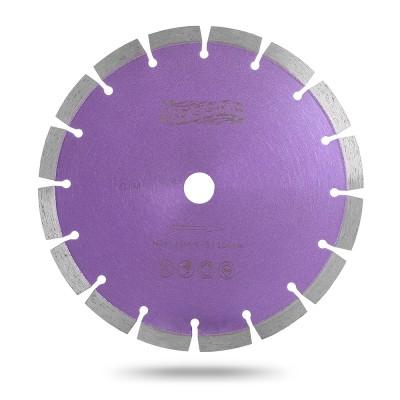 Алмазный сегментный диск Messer G/M (сухой рез). Диаметр 230 мм.