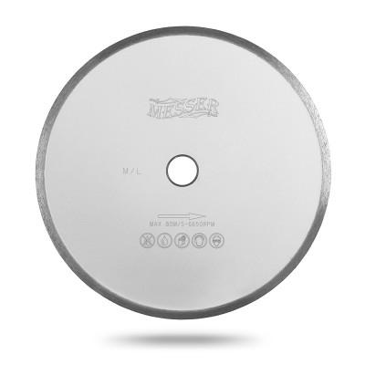 Алмазный диск Messer M/L (сплошная кромка). Диаметр 350 мм.
