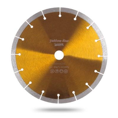 Алмазный сегментный диск Messer Yellow Line Beton. Диаметр 125 мм.