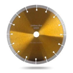 Алмазный сегментный диск Messer Yellow Line Granite. Диаметр 125 мм.
