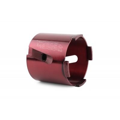 Алмазная коронка для сверления подрозеточных отверстий без подачи воды. Диаметр 82 мм
