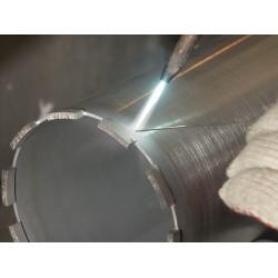Восстановление коронки диаметром 200 мм